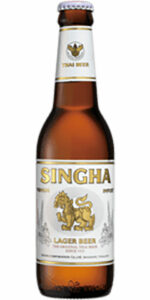 Singha Beer Stubby 330ml 1