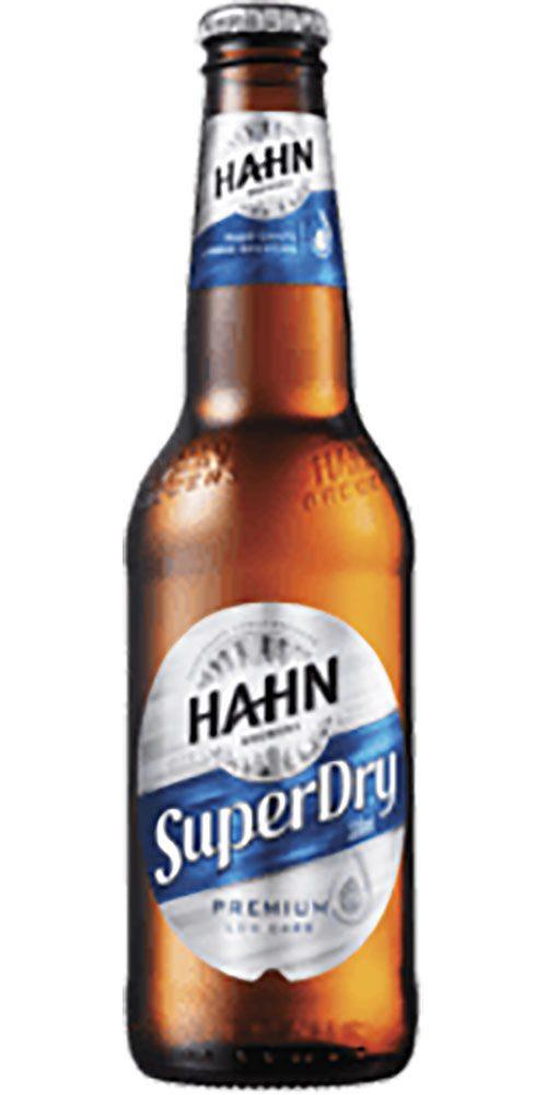 Hahn Super Dry Stubby 330ml