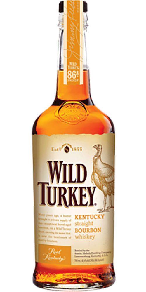 Wild Turkey 86.8 Proof 1 Lt