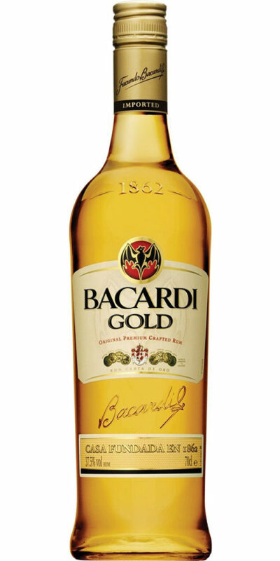 Bacardi Gold 700ml