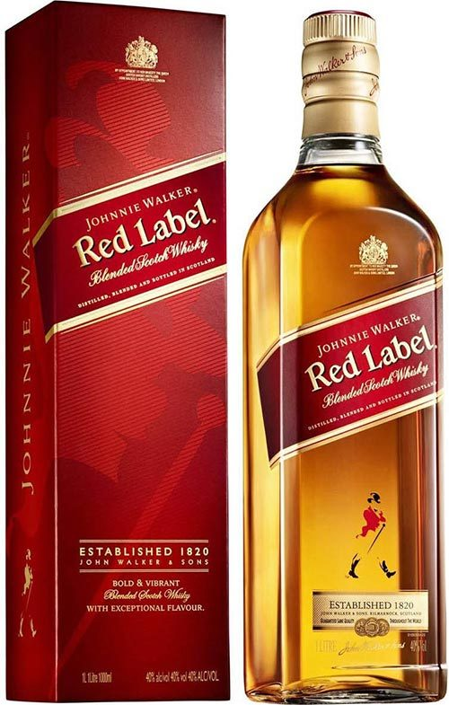 Johnnie Walker Red 700ml