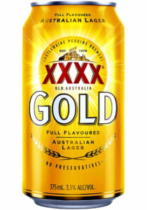 XXXX Gold Can 30 Packs 375ml
