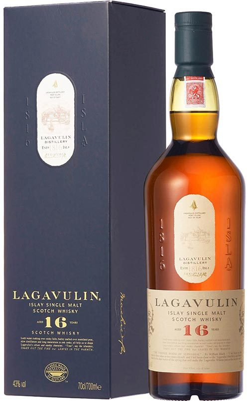 Lagavulin Malt 16 Year Old 700ml