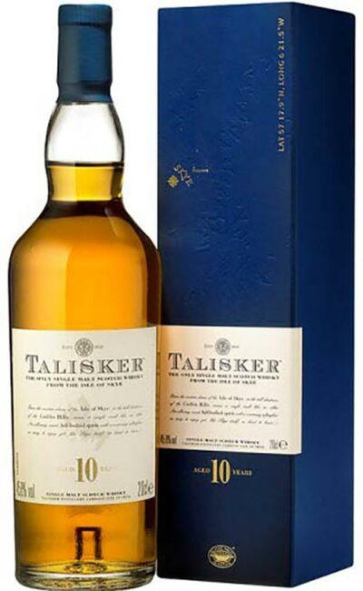 Talisker 10 Year Old 700ml