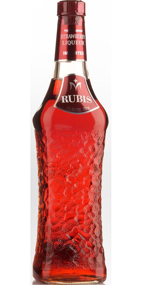 Suntory Rubis Strawberry 700ml