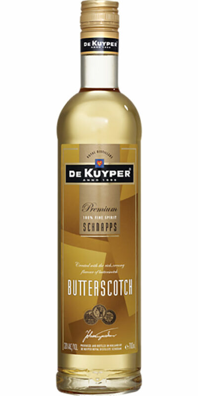 De Kuyper Schnapps Butterscotch 700ml