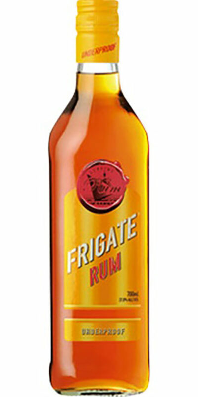 Frigate Up Rum 700ml
