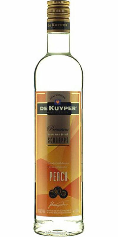De Kuyper Schnapps Peach 700ml
