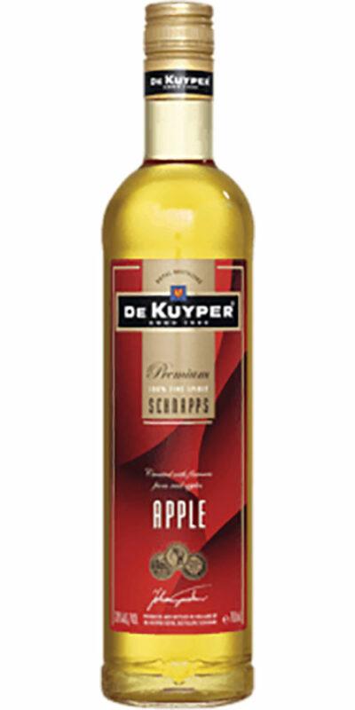 De Kuyper Schnapps Apple 700ml
