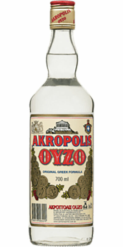 Akropolis Ouzo 700ml