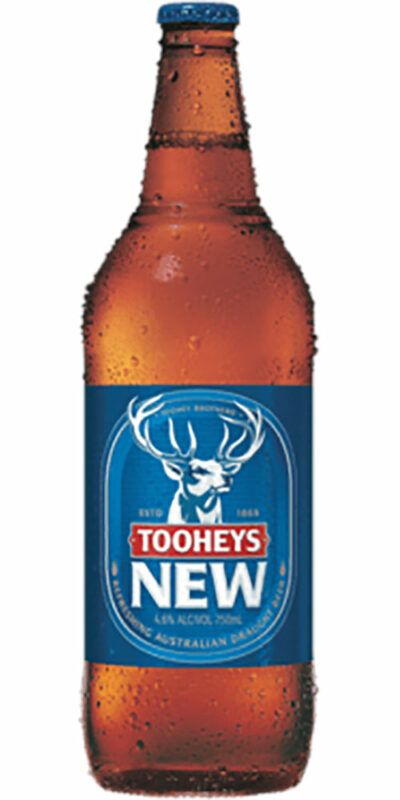 Tooheys New Bottle 750ml