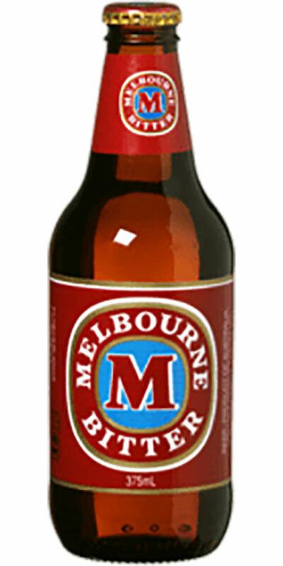 Melbourne Bitter stubby 375ml