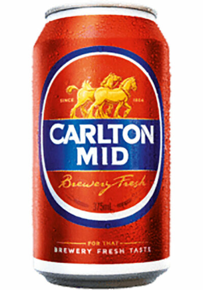 Carlton Mid Can 375ml