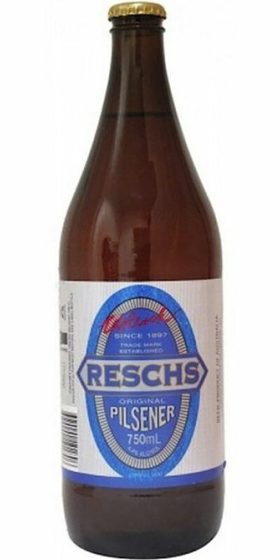 Reschs Pilsener Bottle 750ml