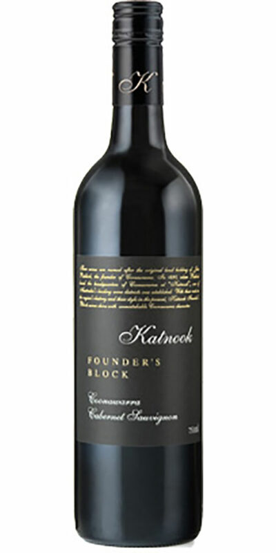 Katnook Founders Cabernet 750ml
