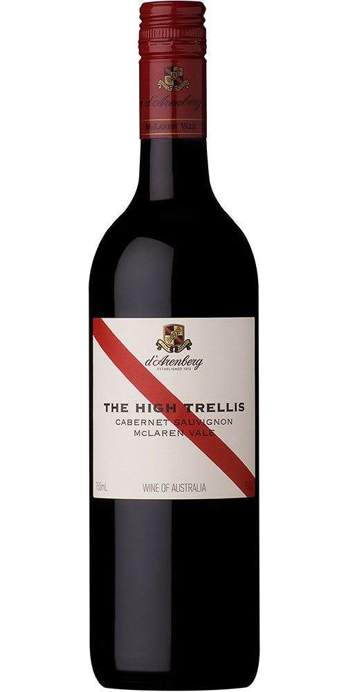 D'Arenberg The High Trellis Cabernet Sauvignon 750ml