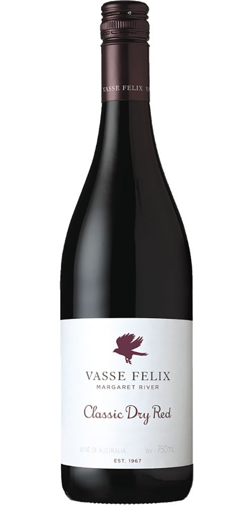 Vasse Felix Classic Dry Red 750ml