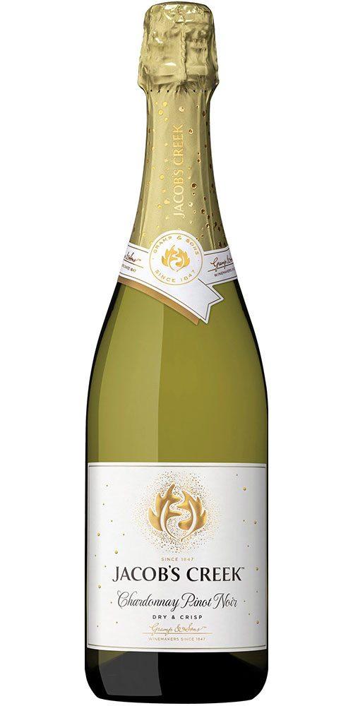 Jacob's Creek Non Vintage Chardonnay Pinot Noir 750ml