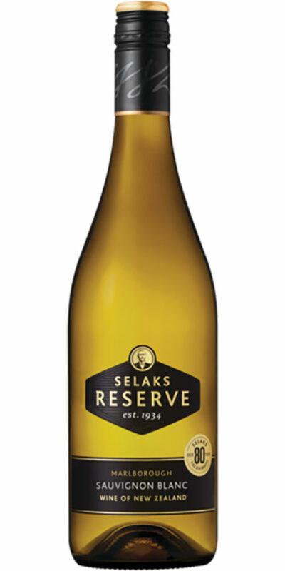 Selaks Reserve Sauvignon Blanc 750ml