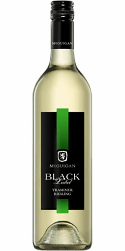 McGuigan Black Label Traminer Riesling 750ml