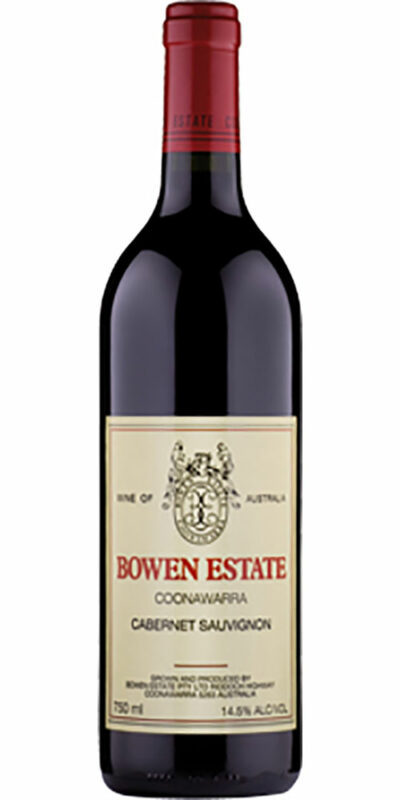 Bowen Estate Cabernet Sauvignon 750ml