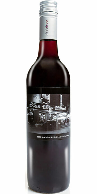 First Drop 'the Big Blind' Nebbiolo Barbera 750ml