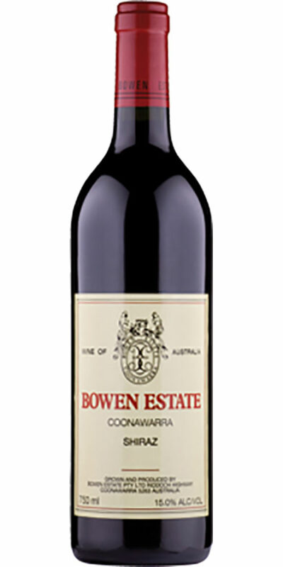 Bowen Estate Shiraz 750ml
