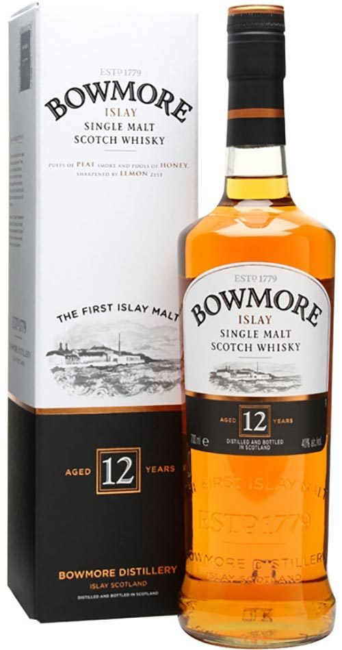 Bowmore 12 Year Old 700ml