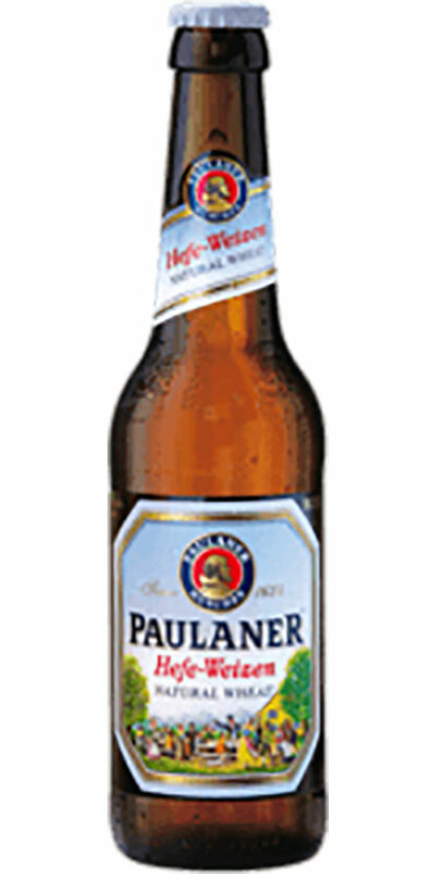 Paulaner Lager Bottle 330ml