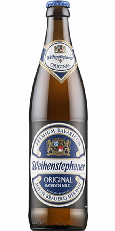 Weilhenstephan Original Bottle 500ml