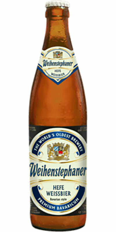 Weihenstephaner Hefe Weissbier Dunkel 500mL