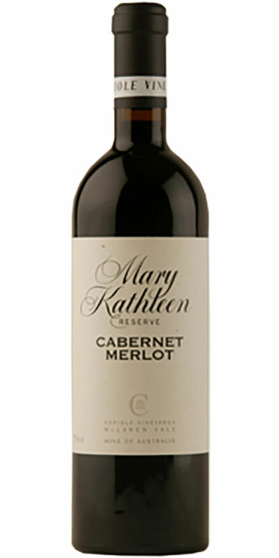 Mary Kathleen Reserve Cabernet Merlot 750ml