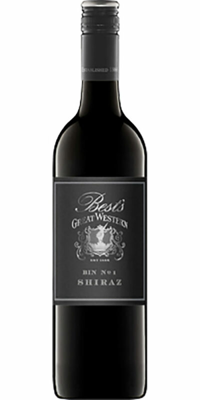 Best's Great Western Bin 1 Shiraz 750ml