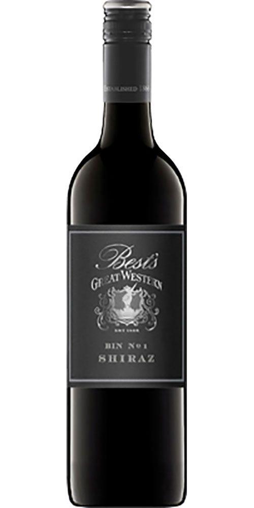 Best's Great Western Bin 1 Shiraz 750ml