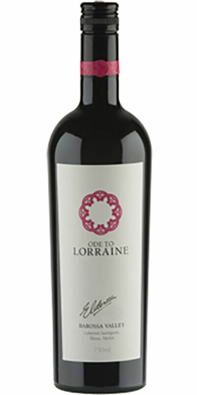 Elderton Ode To Lorraine Carbernet Shiraz 750ml