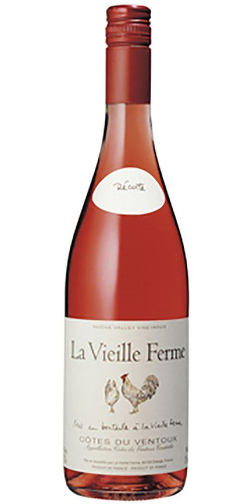 La Vielle Ferme Cotes De Rosé 750ml