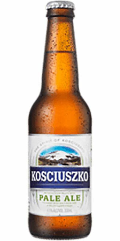 Kosciuszko Pale Ale Stubby 330ml
