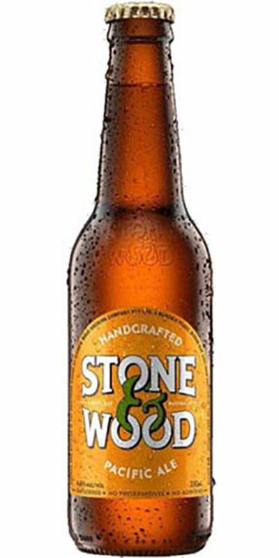 Stone & Wood Pale Lager Bottle 330ml