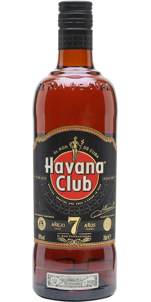 Havana Anejo 7 Anos 700ml
