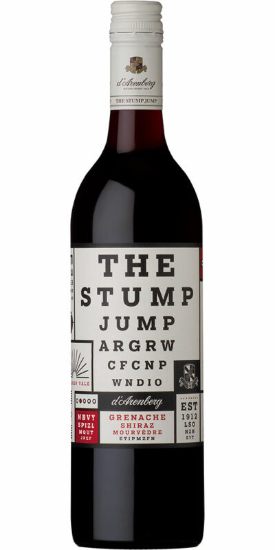 D'Arenberg The Stump Jump Shiraz 750ml