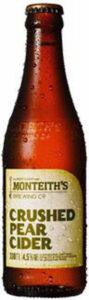 Montieths Pear Cider