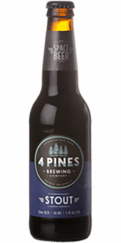 4 Pines Stout Bottle 330ml
