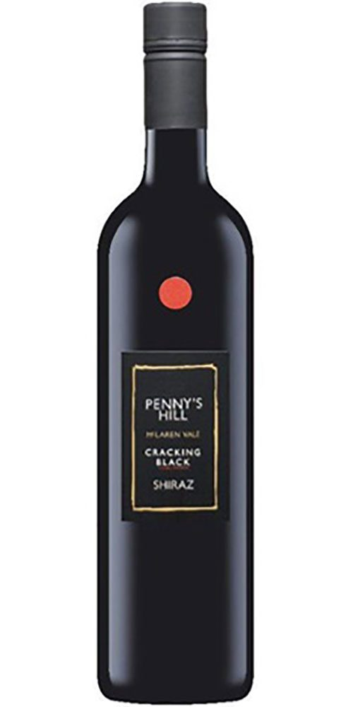 Pennys Hill Cracking Black Shiraz 750ml