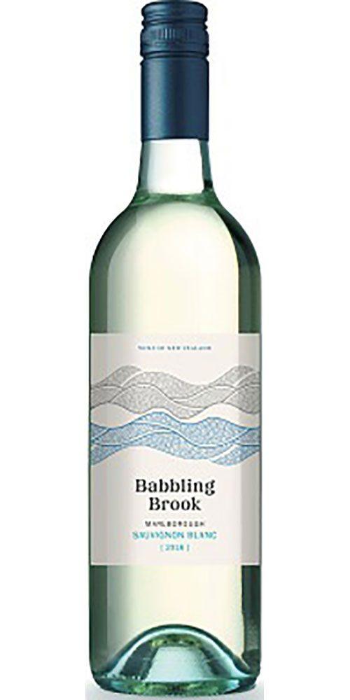 Babbling Brook Sauvignon Blanc 750ml
