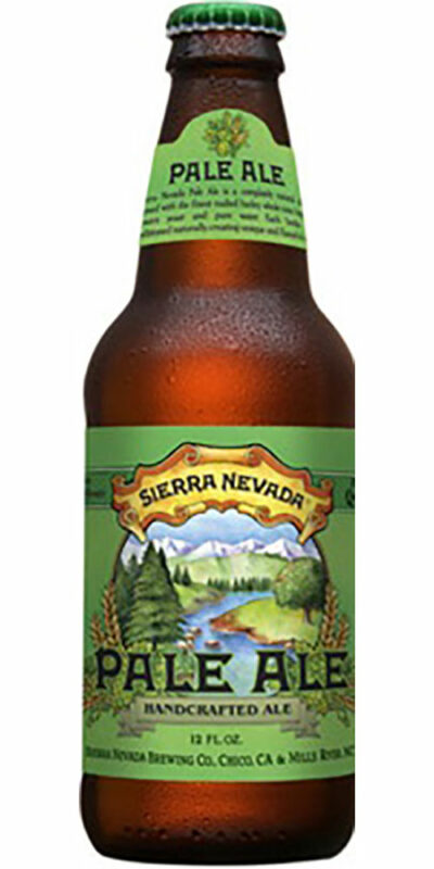 Sierra Nevada Pale Ale Bottle 355ml