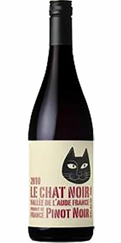 Le Chat Noir Pinot Noir 750ml