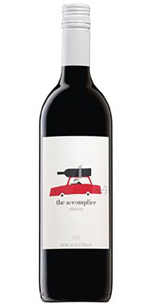The Accomplice Shiraz 750ml