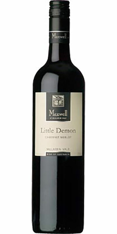 Maxwell Little Demon Cabernet Merlot 750ml
