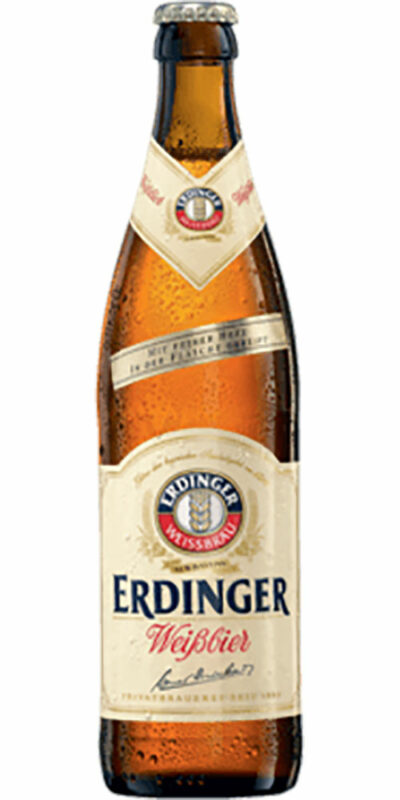 Erdinger Hefe Bottle 500ml