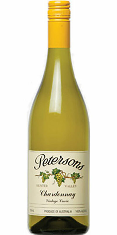 Petersons Chardonnay 750ml